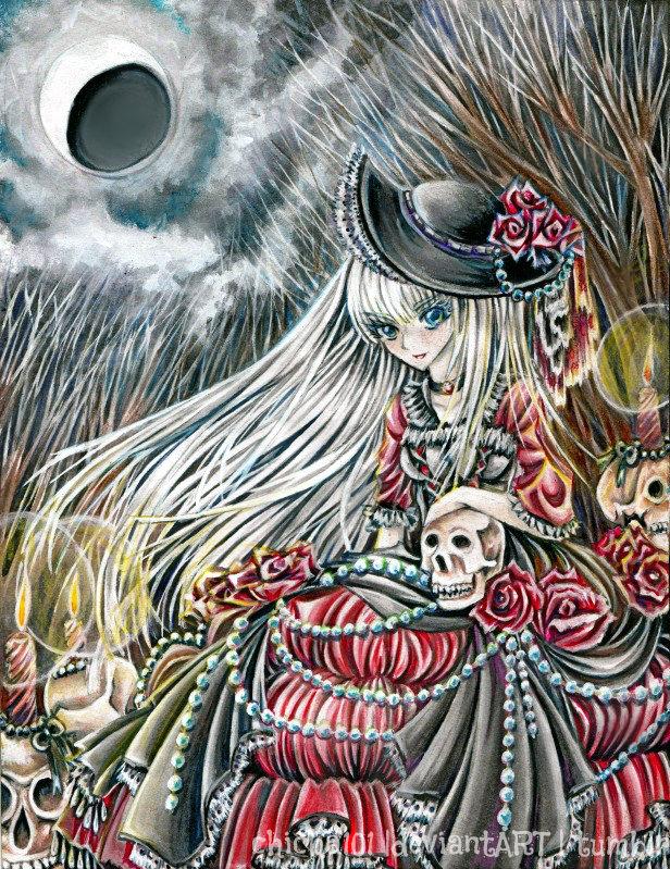 Princess of the Night by chicharrria