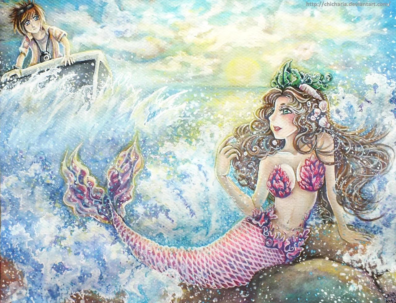 Mermaid Lure by chicharrria