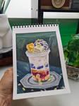 Summer dessert by chicharrria