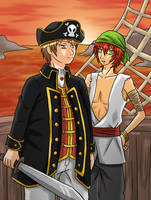 Kyman - Pirates by Xinghu
