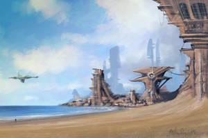 The Beach by GrungeTV