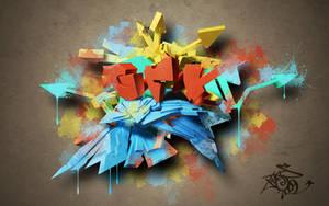SplatterGraf by GrungeTV