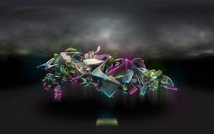 Abstrakt Monument by GrungeTV