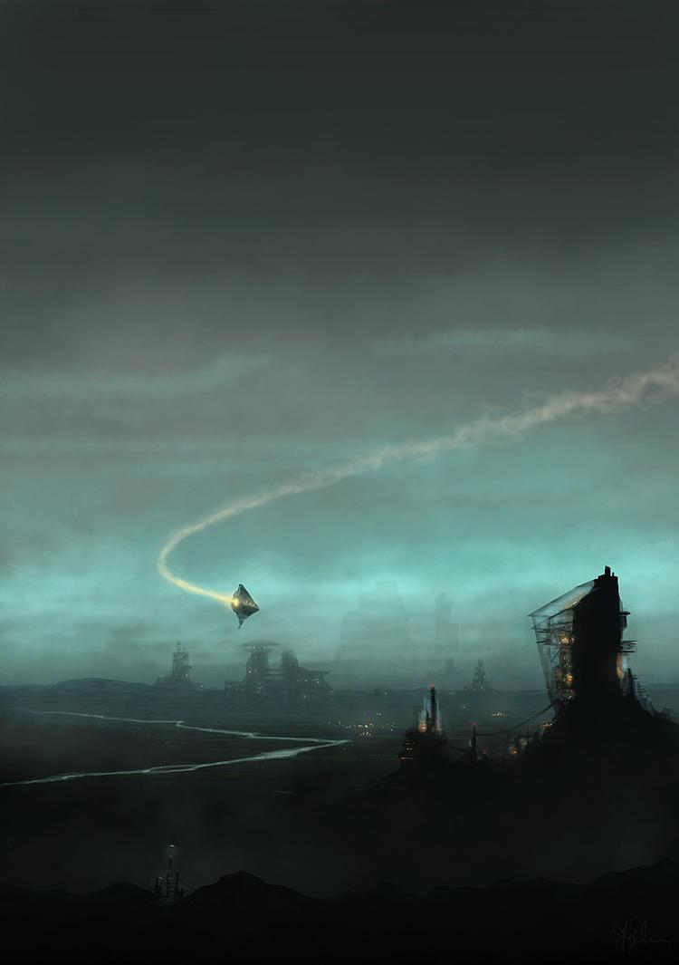Uncertain Future by GrungeTV