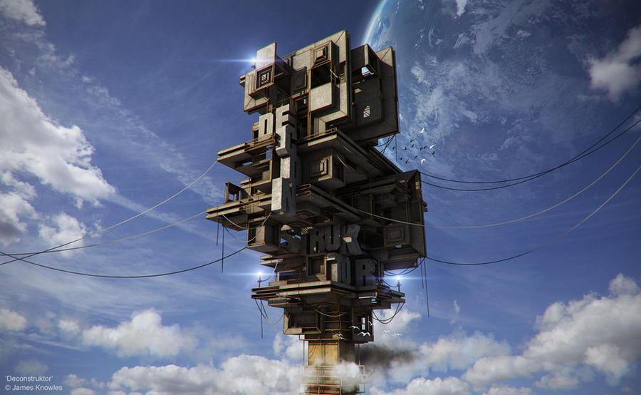 Deconstruktor by GrungeTV