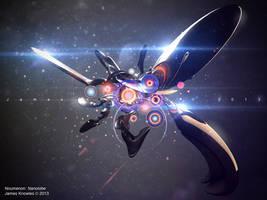 Noumenon: Nanolobe by GrungeTV