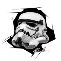 Dead Trooper by GrungeTV