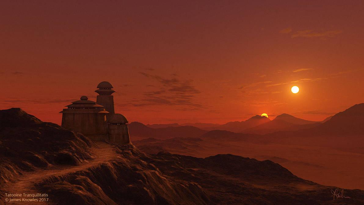 Tatooine tranquilitatis