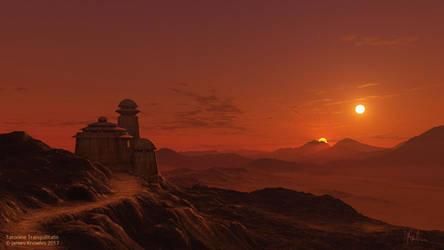 Tatooine tranquilitatis by GrungeTV