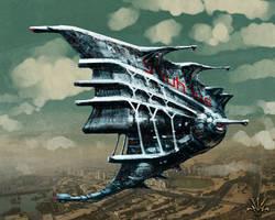 The Good Ship Bauhaus by GrungeTV