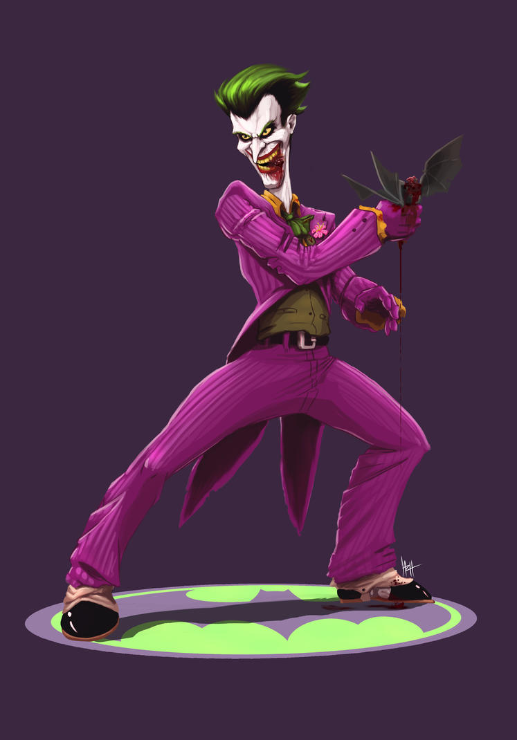 Joker by LaRhsReBirTh