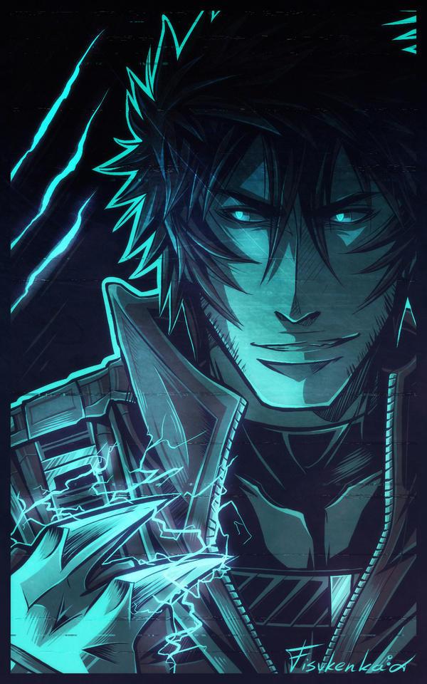 voltage by Fisukenka