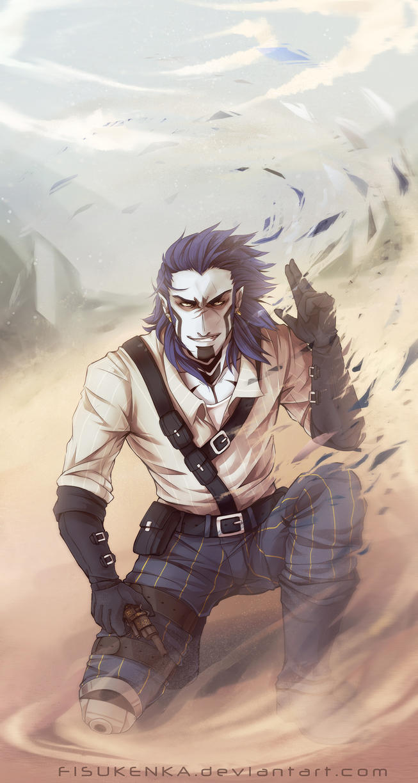AT: Sovereign by Fisukenka