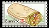 Burrito stamp by Fisukenka