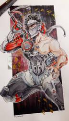 Blackwatch Genji by Fisukenka