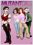 X-Men:Evolution - Mutant Girls [Mean Girls Parody]