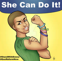 She Can Do It! #StandWithEmma