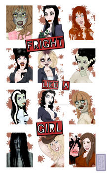 Fright Like A Girl | Halloween 2020