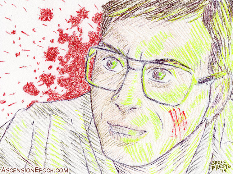Herbert West - Re-animator by shellpresto