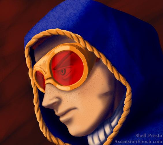 Signalman - Quiet Rage by shellpresto