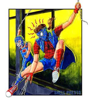 SpiderShellAndSpiderVicPresto