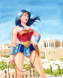 [+ Video] Wonder Woman