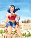 [+ Video] Wonder Woman by shellpresto