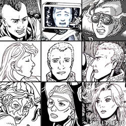 FaceYourArt Inks-only Edition
