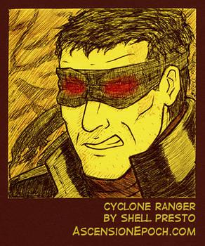 Folks Call Him the Cyclone Ranger