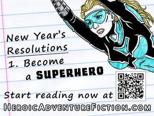 Heroic Adventure Fiction Ad feat. Meteora