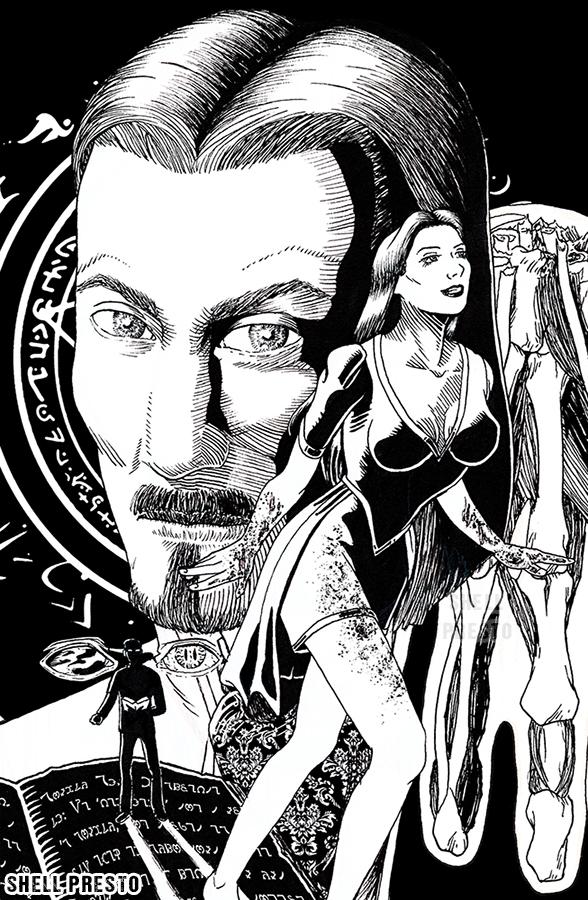 The Cover Dauntless: Heroic Adventure 'Zine 1
