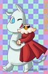 Moomin and Ninny