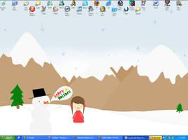 desktop by k3ltr0n