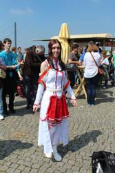 Asuna cosplay by shamanQween007