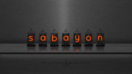 Sabayon Nixies Vintage by alonsoty