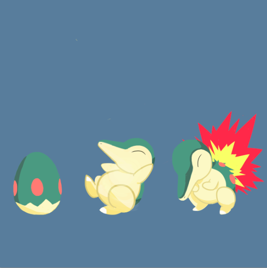 cyndaquil wallpaper by jujulupe on deviantart