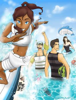 Korra's Summer!