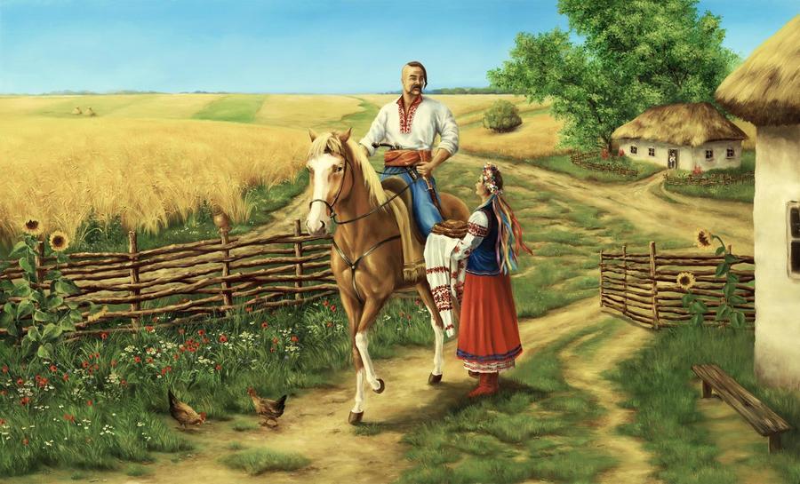 Kozak by Olggah