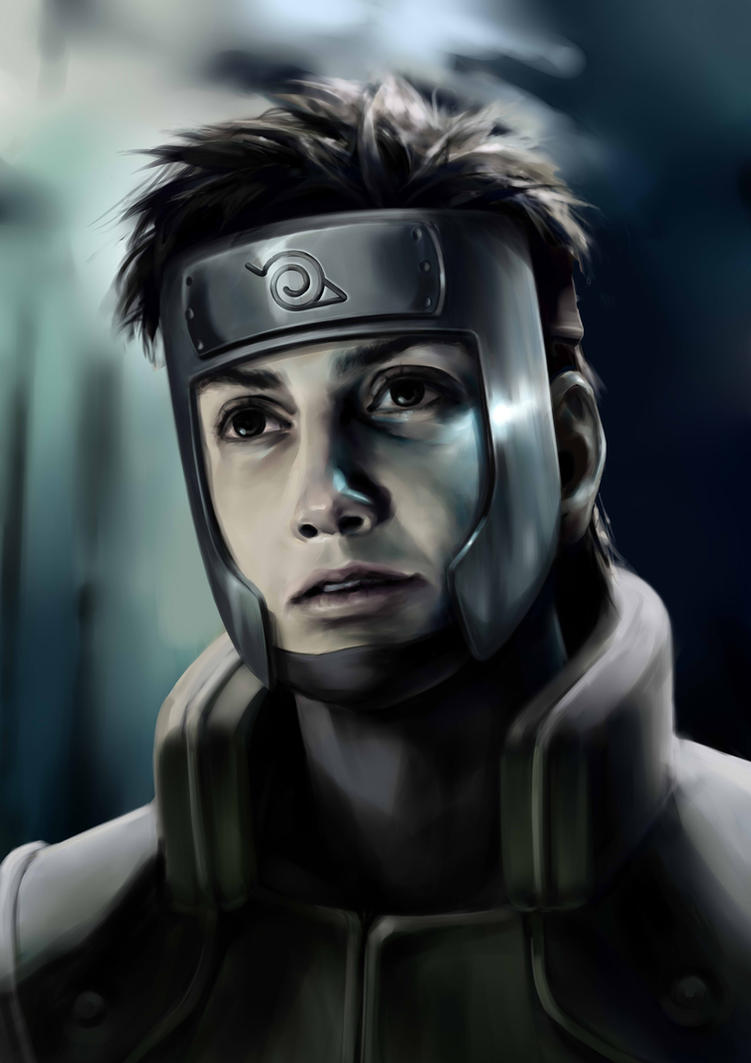 How NARUTO Characters Would Look If They Were REAL arts  Naruto Arts Anime