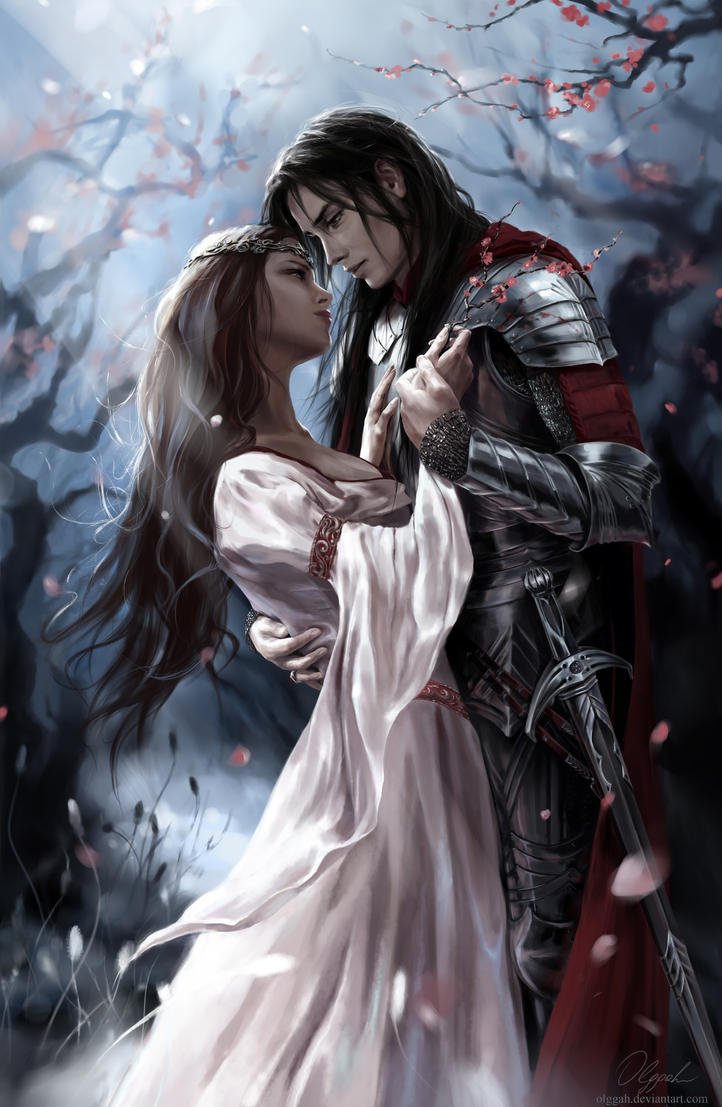 Lancelot and Guinevere...