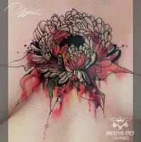 Flower by Olggah
