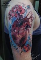 Heart by Olggah