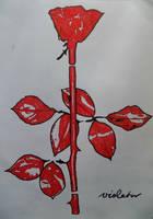 Depeche Mode - Violator (fan-art) by GamesHarder