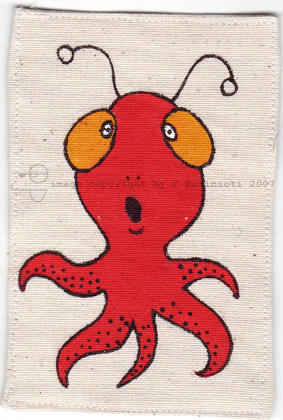 Red Octupus