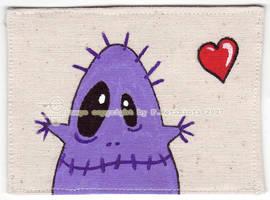 Hug Little Monster