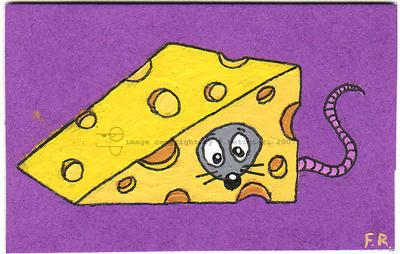 Mousetrap by inkynebula