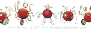 Robots - Full view please