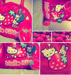 hello kitty strawberrys