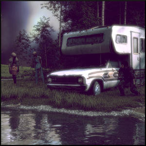Campground of the Dead