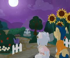 Stargazing by BiscuitMango